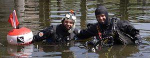 Onderwaterbeelden, Klaudie Bartelink, Peter van Rodijnen